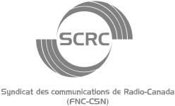 Syndicat des communications de Radio-Canada (SCRC)